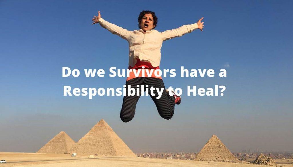 Survivors Responsibility Healing